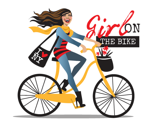 Girl On The Bike Logo