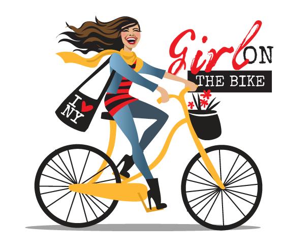 Girl On The Bike Logo